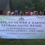 Warga Muslim Lamongan