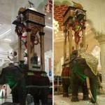 Jam Gajah Buatan Aljazari di Dubai
