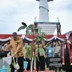 SBY Meresmikan Situs Kristen