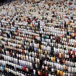 Ilustrasi Agama Terbesar di Dunia