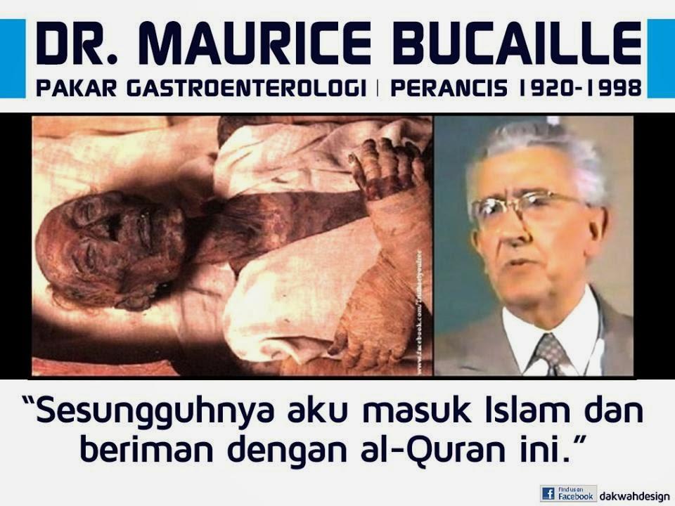 Foto Maurce Bucaille Peneliti Mumi Firaun