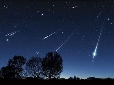 Ilustrasi Bintang Jatuh