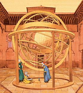 Mukjizat Islam Kabah tempat Rujukan waktu dunia 2