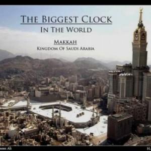 Mukjizat Islam Kabah tempat Rujukan waktu dunia