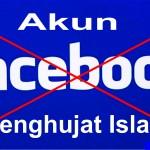 Akun Penghujat Islam