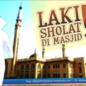 mukjizat sholat jamaah di masjid