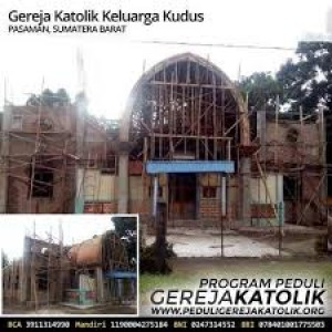 pertumbuhan gereja di indonesia
