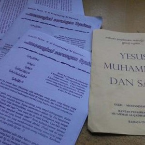 buku kristenisasi