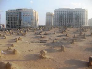 kuburan para sahabat Nabi
