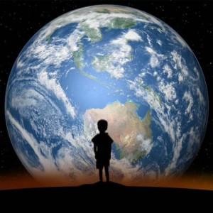 Bentuk Planet Bumi