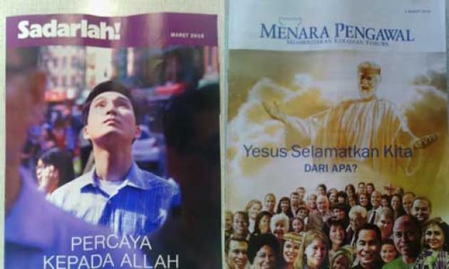 Sekali terbit majalah untuk aktivitas kristenisasi ini diterbitkan sebanyak 52.946.000 eksemplar.