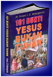 Buku 101 Yesus Bukan Tuhan