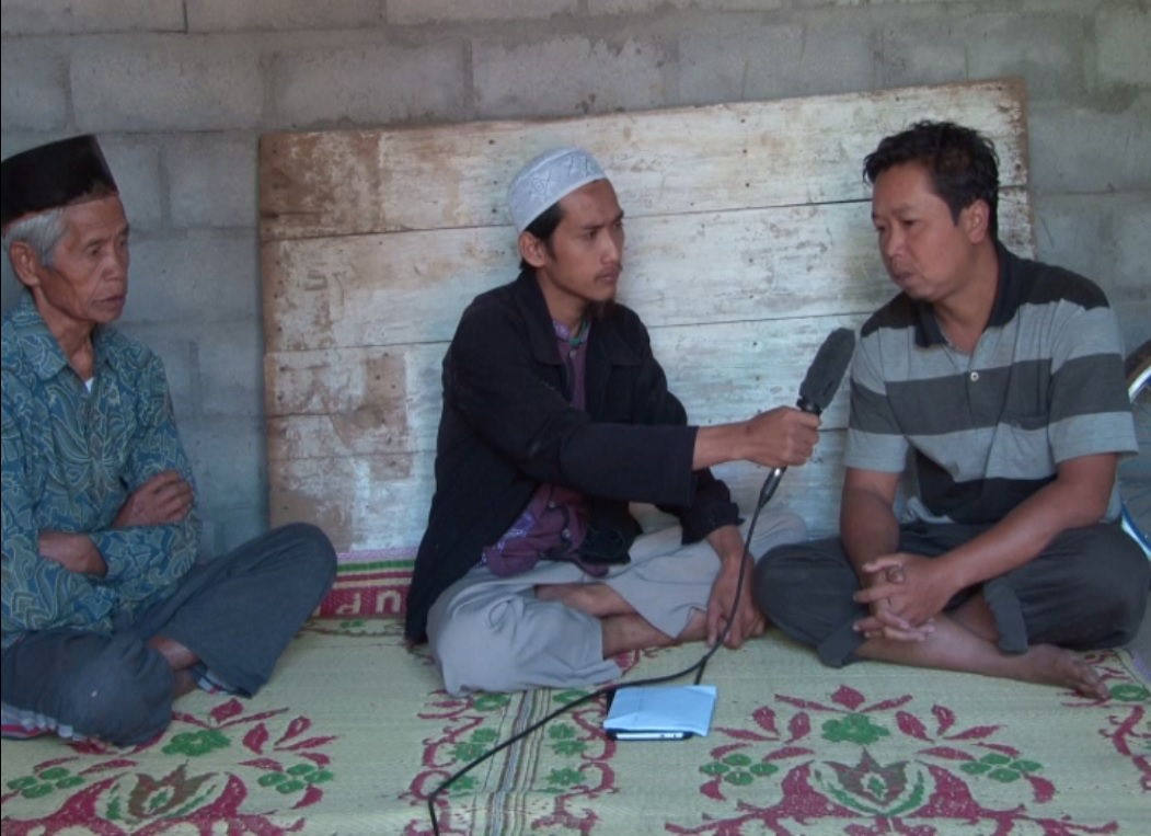 Korespondensi BaitulMaqdis.com bersama dengan warga muslim dusun puyung