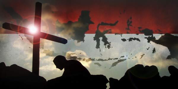 Indonesia darurat Kristenisasi