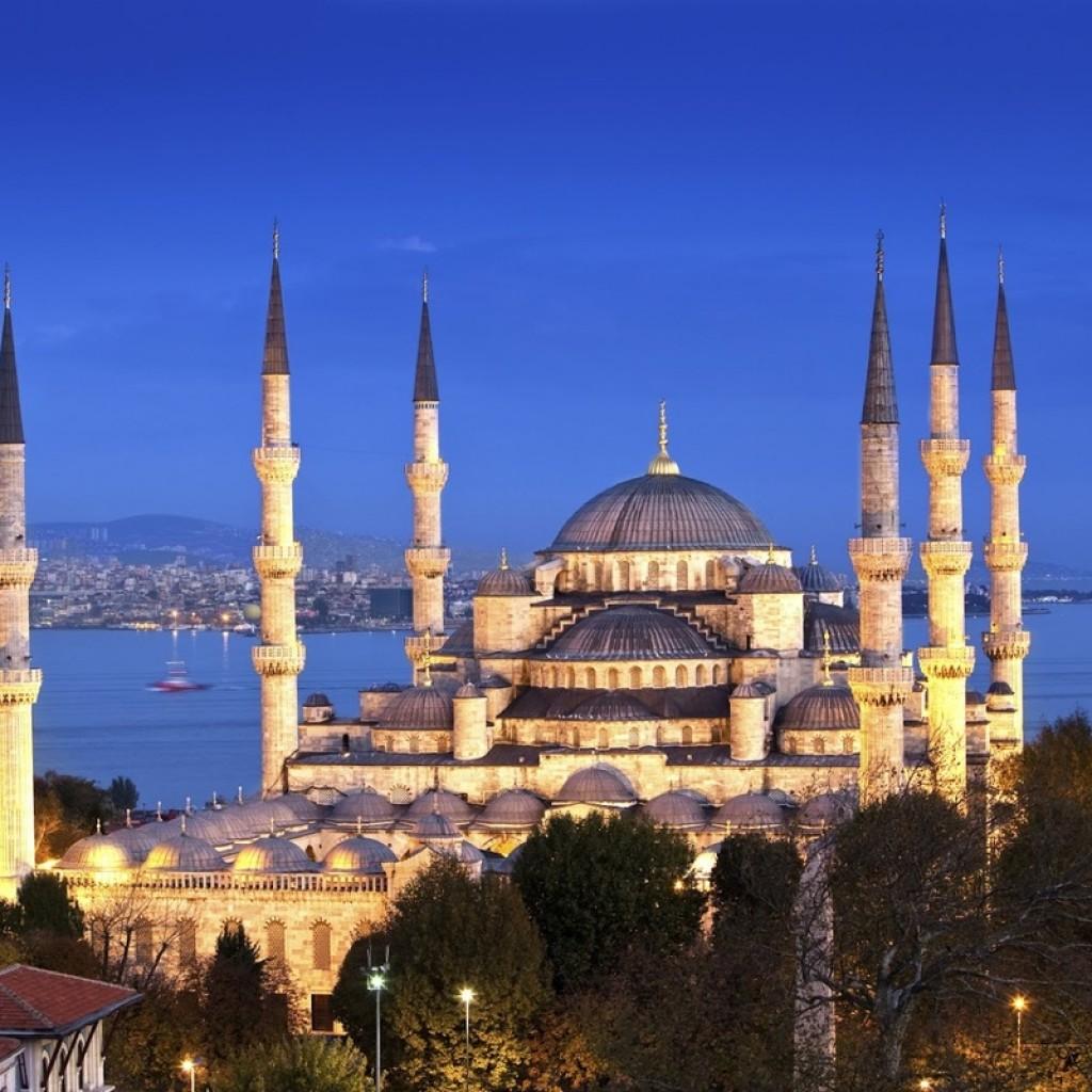 Masji Sultan Ahmad, simbol kejayaan kekhilafahan Islam pada masa Turki Utsmani