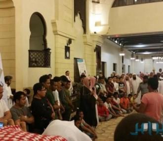 Puluhan pekerja asal Filipina melafalkan syahadat di Riyadh
