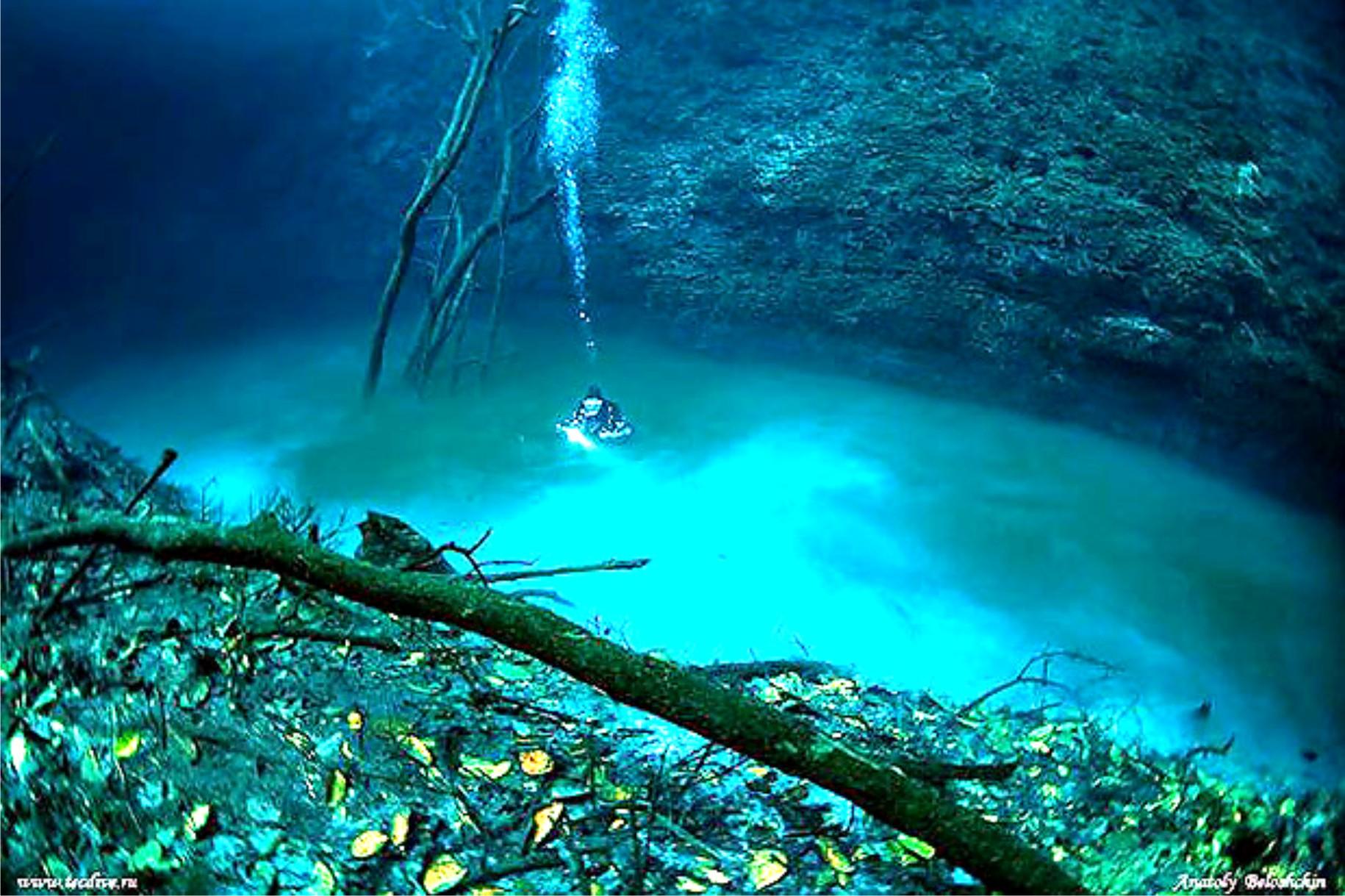 Sungai Bawah Laut Bukti Kebenaran Al-Qur'an | Yayasan Baitul Maqdis