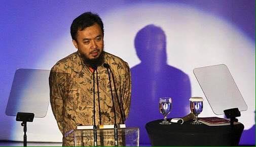 Ilmuan Matematika berjenggot indonesia