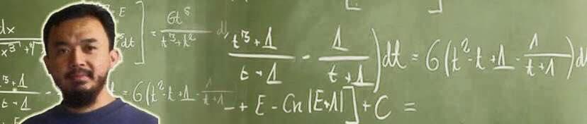 Ilmuan Matematika berjenggot