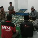 Taklim pekanan yang diisi oleh ust.Utsaimin da'i Yayasan Baitul Maqdis.