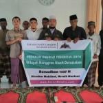 Dakwah Prioritas YBM Aceh Ramadhan 1437 H