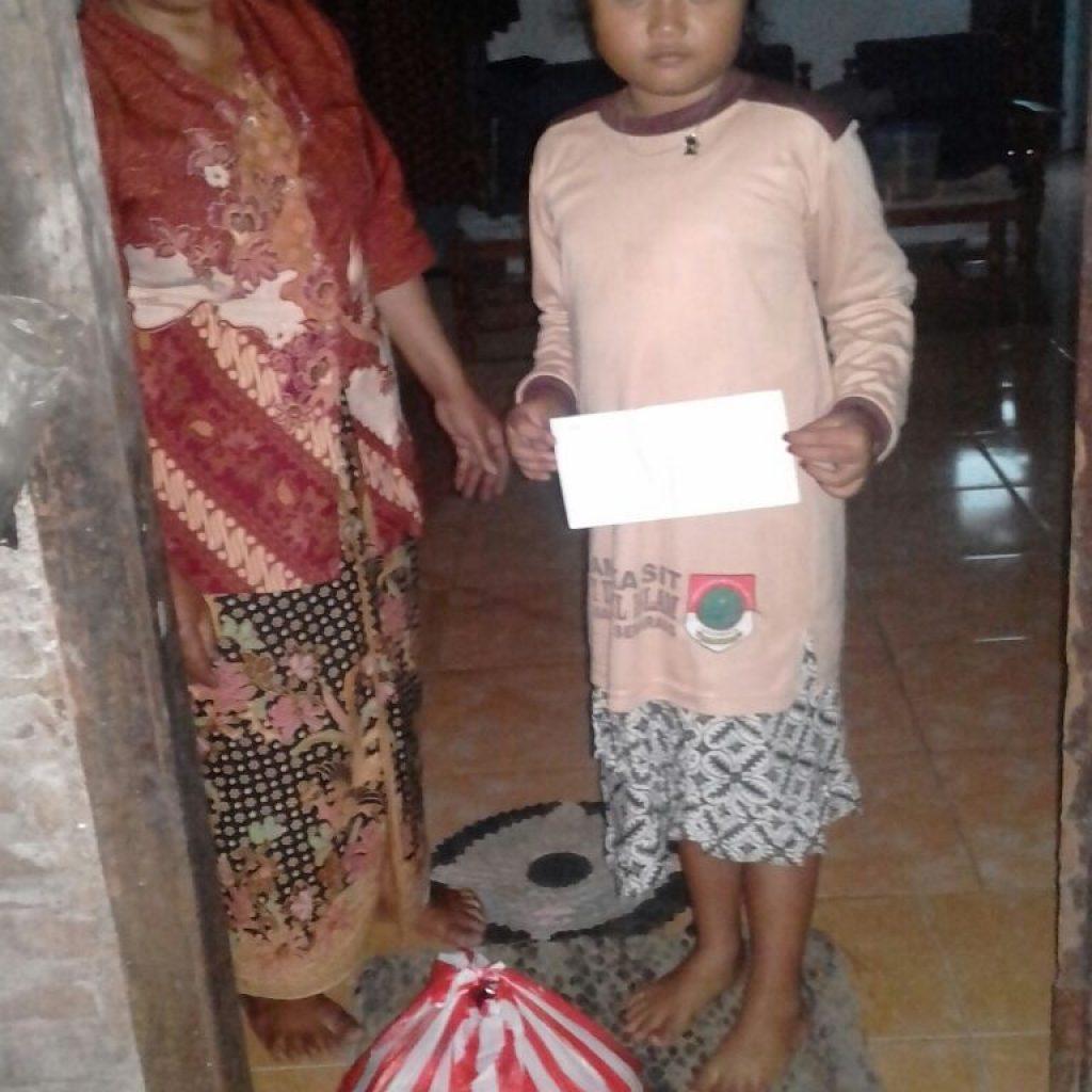 bantuan yatim dan dhuafa