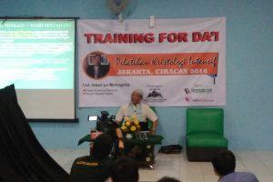 Dauroh YBM Kristologi Intesif Jakarta