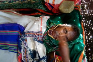 Muallaf Binaan YBM Yang Mewakafkan Tanah Untuk Masjid & TPU meninggal
