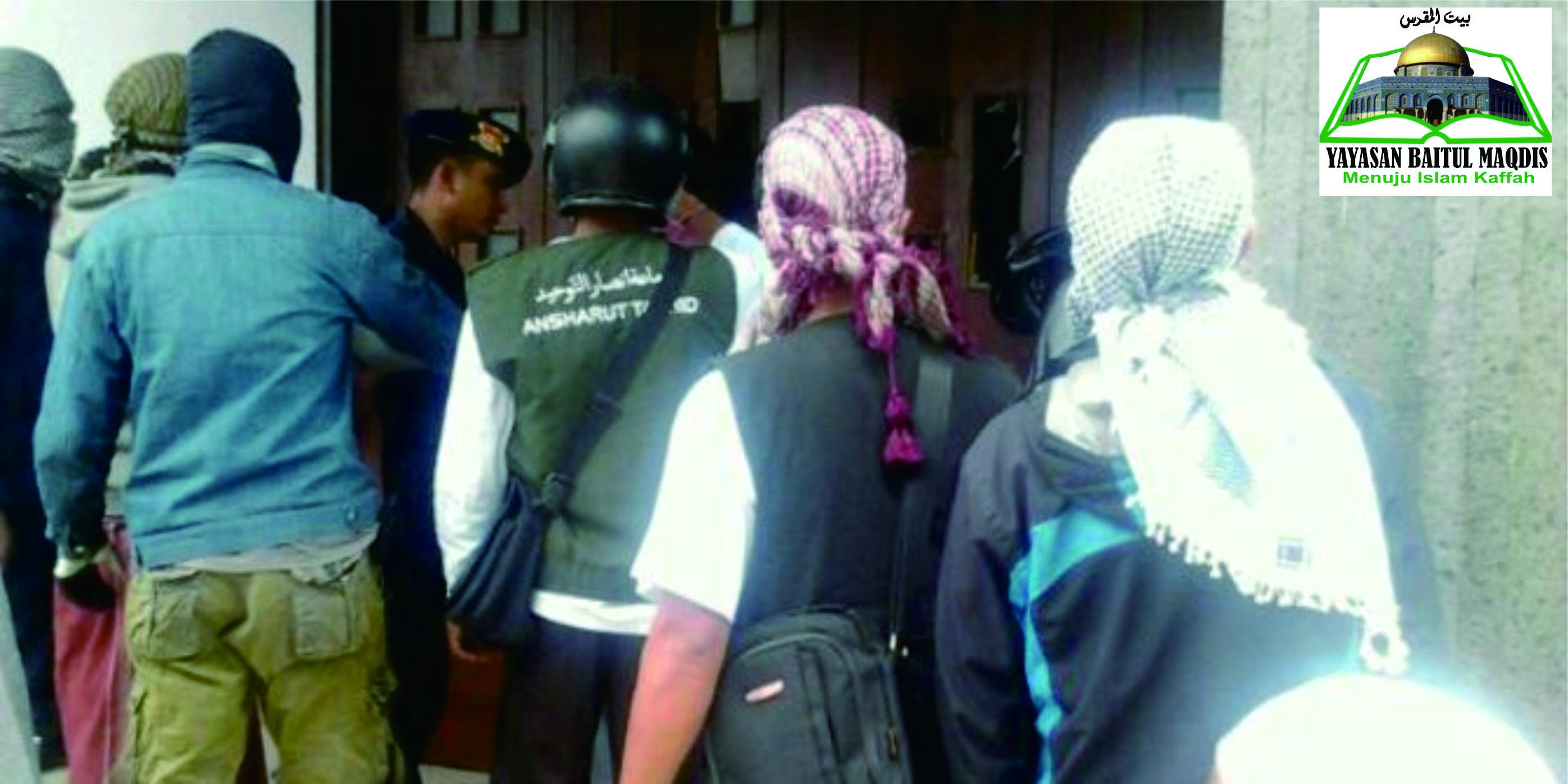 Penuturan Warga Tentang Kronologi Penyegelan Gereja Liar di Yogyakarta (1)