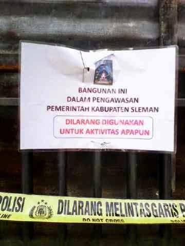 Penuturan Warga Tentang Kronologi Penyegelan Gereja Liar di Yogyakarta (2)