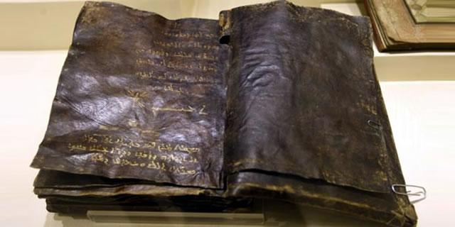 Injil Kuno Berusia 1500 Tahun Ditemukan : Yesus Tidak Pernah Disalib