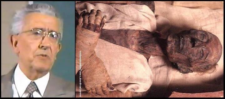 Mumi Firaun Ditemukan, Bukti Kebenaran Mukjizat Al-Qur'an