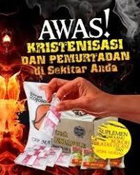 FUI : Indonesia Darurat Pemurtadan, 2,7 Juta Muslim Murtad Setiap Tahun