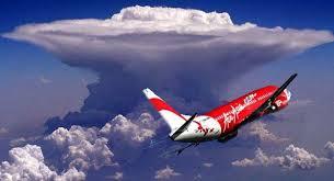 Allahu Akbar, Al-Qur'an Jelaskan Awan Cumulonimbus Penyebab Pesawat AirAsia Jatuh