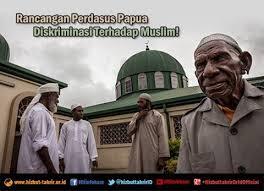 Upaya Diskriminasi Kristen, Draf UUD Mengancam Minoritas Muslim Papua