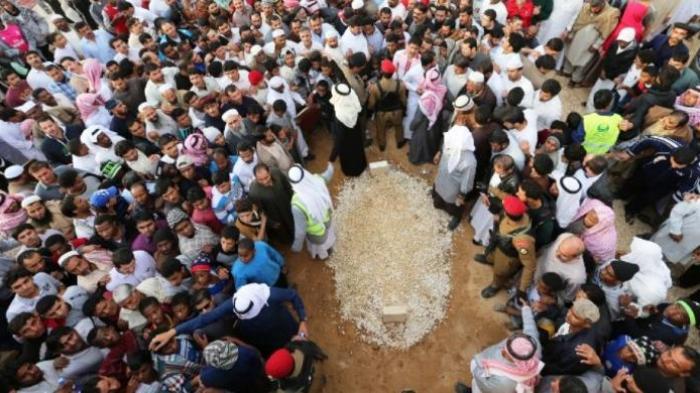 Kuburan Raja Saudi Sesuai Aturan Islam, Membuat 500 Orang China Masuk Islam