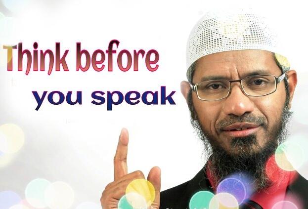 Syiah Kelompok Pendusta! Zakir Naik : Laknatlah Aku, Jangan Abu Bakar Dan Umar