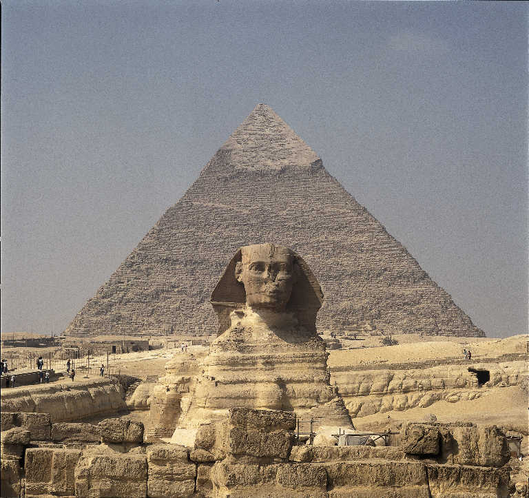 Allahu Akbar, Ilmuan Baru Tahu Piramida Dari Tanah Liat, Kenapa Tak Percaya Al-Quran?