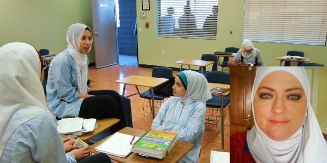 Ibu Ini Menjadi Mualaf Karena Anaknya Belajar Di Sekolah Islam