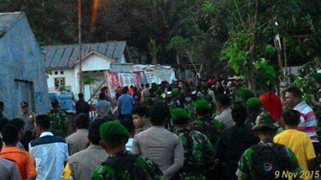 Penyerangan Masjid Oleh Teroris Kristen Berimbas Warga Muslim Mengungsi