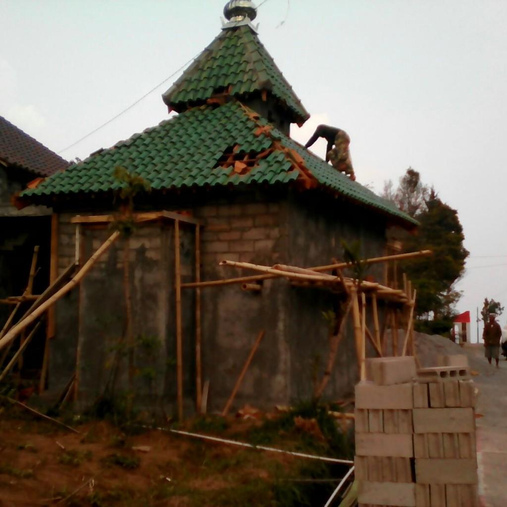 Pembangunan Musholla Di Dusun rawan pemurtadan 2