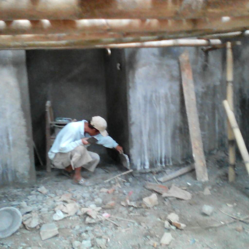 Pembangunan Musholla Di Dusun rawan pemurtadan 7