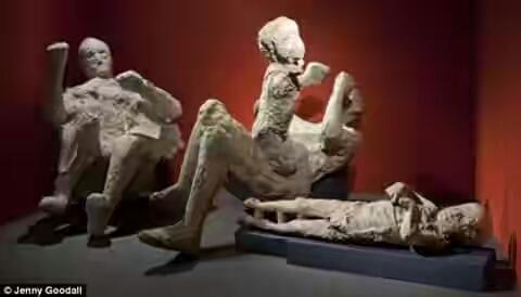 Khawatir Indonesia Diadzab Seperti Kaum Sex Pompeii Romawi Ini. Tinggalkanlah Pacaran & Zina!