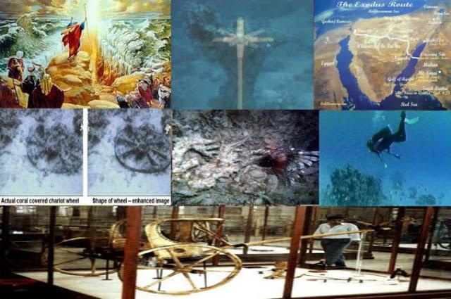 Mukjizat Nabi Musa Alaihissalam Membelah Lautan Terbukti Secara Ilmiah