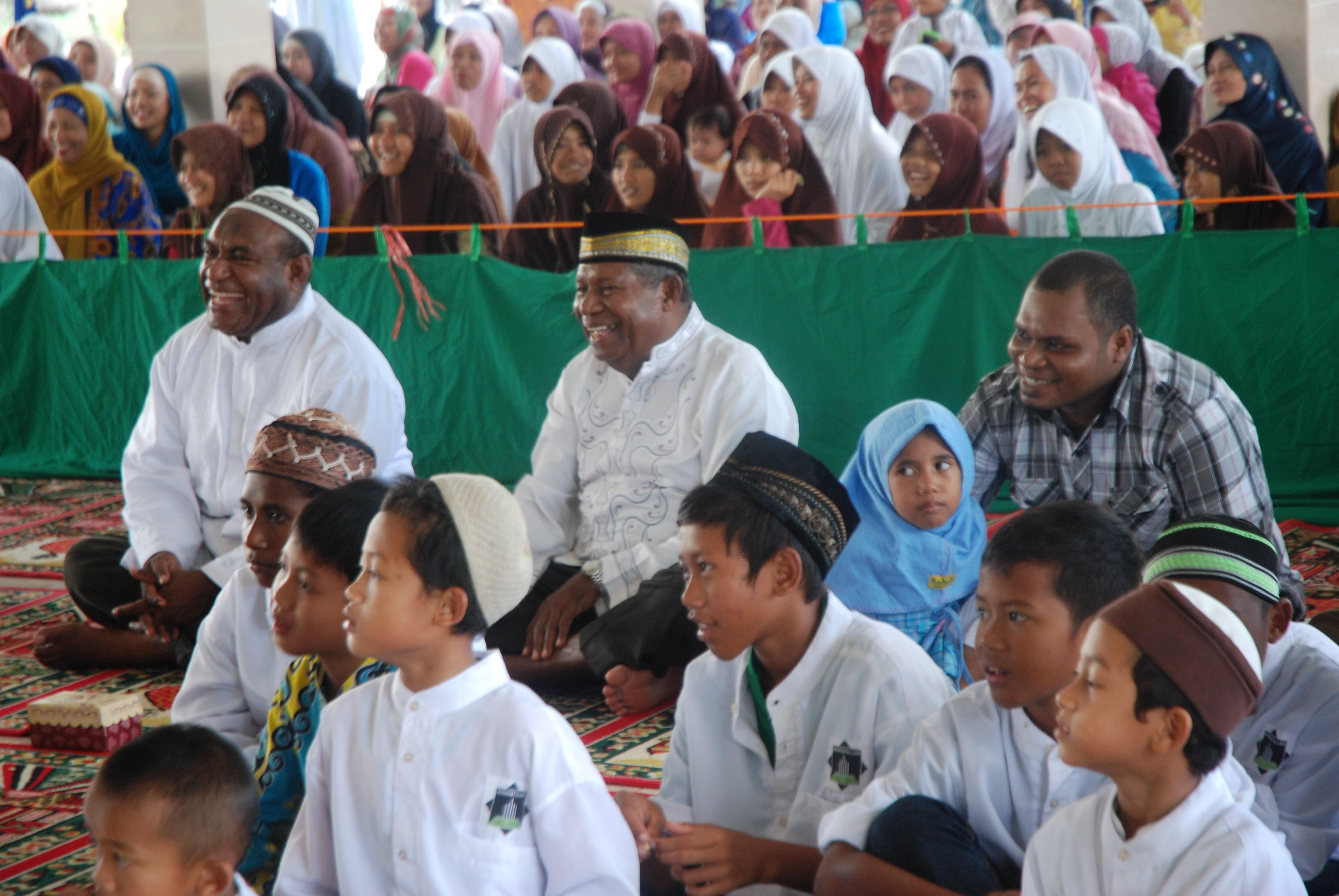 Manokwari Kota Injil Jadi Alasan Pelarangan Berdirinya Masjid