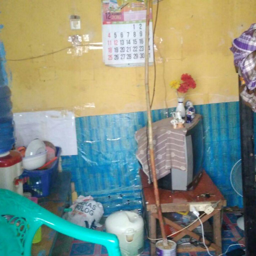kondisi tempat tinggal muallaf marthen