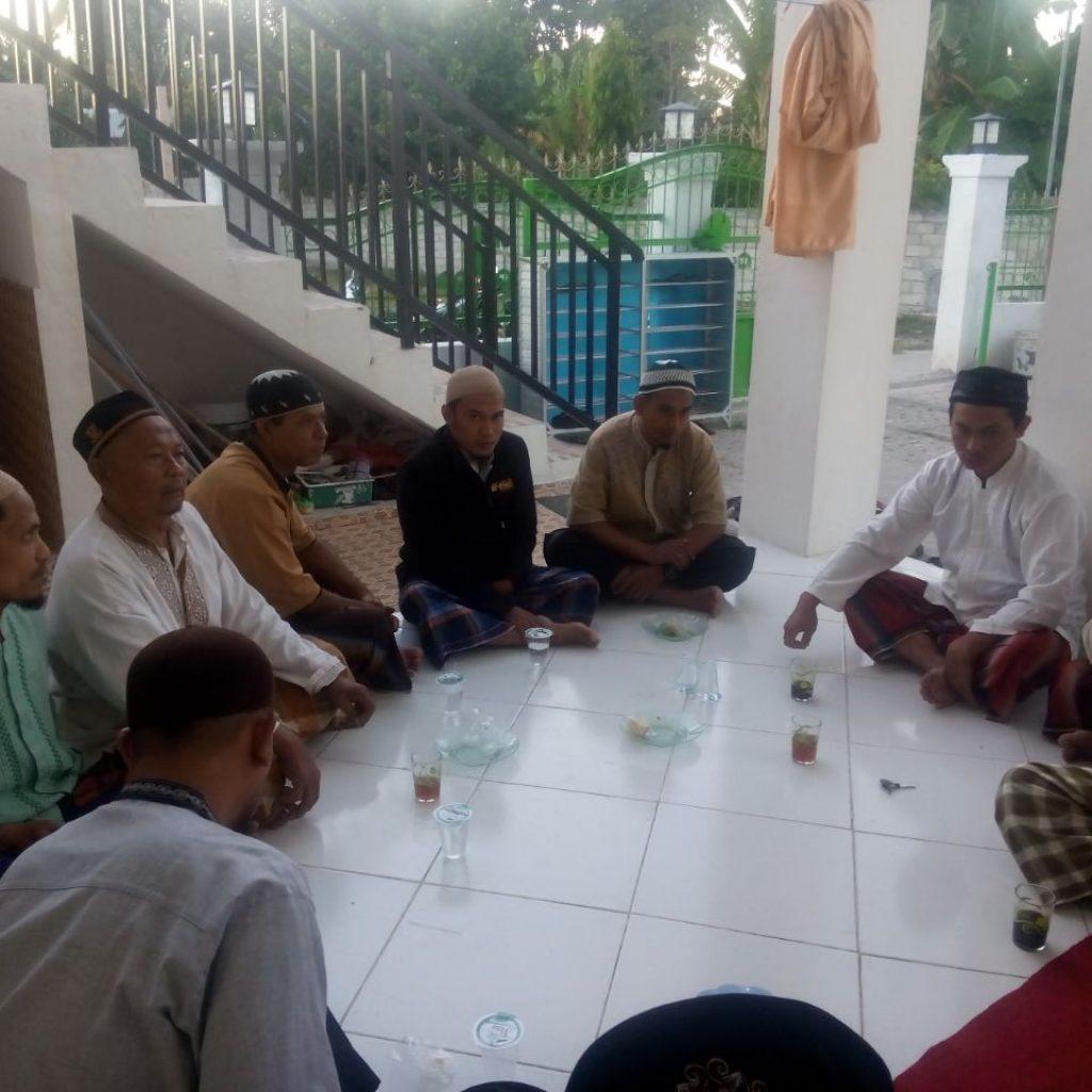 Rapat Anak Anak Masjid Aceh