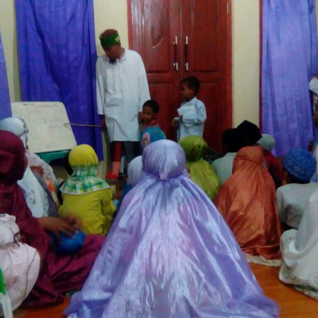 Pendidikan Anak Anak TPA Ba'da Magrib