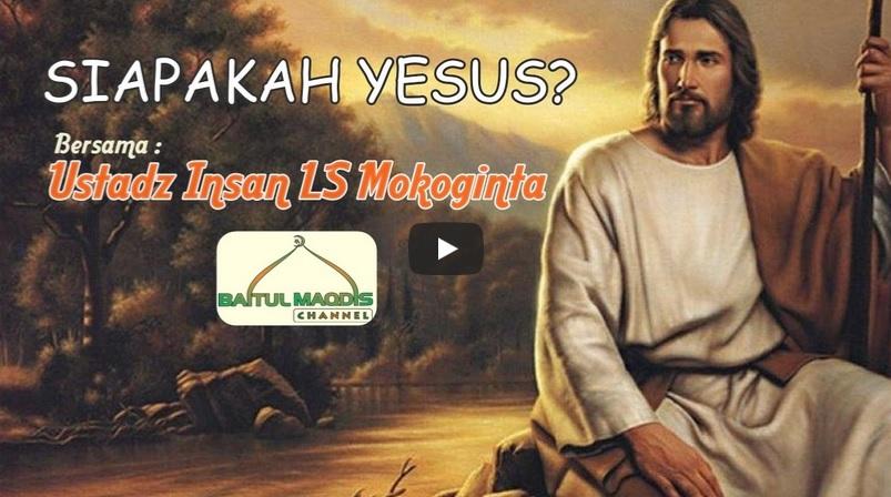 SIAPAKAH YESUS ?