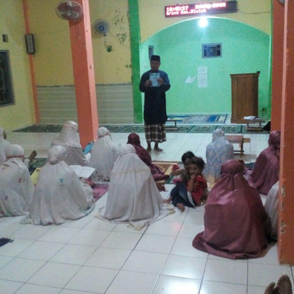 persiapan latihan tahfidz